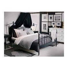 SVELVIK Bed frame - Full, - - IKEA