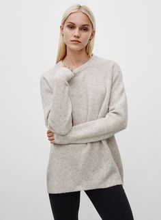 <p>A heavy knit you'll be happy to have on hand when the temperature drops</p>