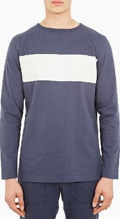 Saturdays Surf NYC Blue Heavy Cotton Long-Sleeved T-Shirt The Saturdays Surf NYC Heavy Cotton Long-Sleeved T-Shirt for SS16, seen here in blue. - - This long-sleeved t-shirt from Saturdays Surf NYC is crafted from heavy cotton and cut to offer a relaxed fit. http://www.comparestoreprices.co.uk/january-2017-6/saturdays-surf-nyc-blue-heavy-cotton-long-sleeved-t-shirt.asp