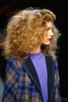 Hair and Makeup for Marc by Marc Jacobs FW13