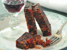 Super-moist rich fruit cake, fruit recipe, brought to you by Australian Women's Weekly Fruit Recipes, Cake Recipes, Dessert Recipes, Xmas Food, Christmas Cooking, Christmas Foods, Christmas Cakes, Christmas Decorations, Food Cakes
