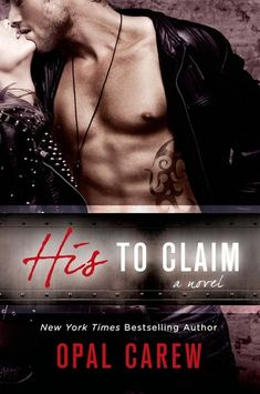 His To Claim by Opal Carew: http://www.thereadingcafe.com/his-to-claim-by-opal-carew-a-review/