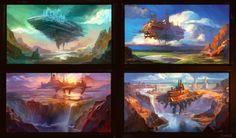 environment study 02 by ~Real-SonkeS on deviantART
