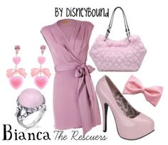 I love! I Love! I love! Bianca from the rescuers!