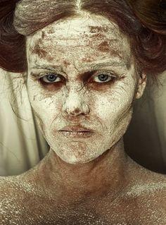 New Self Portraits by Cristina Otero #inspiration #photography