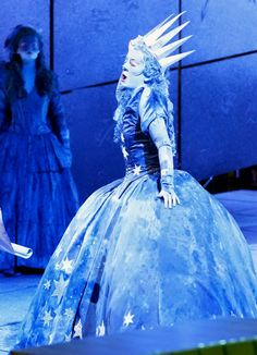 Queen of the Night, from Magic Flute