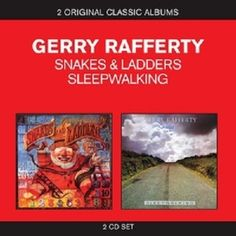 Shop Classic Albums: Snakes & Ladders/Sleepwalking [CD] at Best Buy. Find low everyday prices and buy online for delivery or in-store pick-up. Gerry Rafferty, Danse Macabre, Great Albums, Ladders, Snakes, Make Money Online, Cool Things To Buy, The Originals