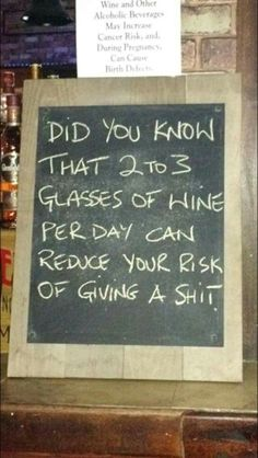 22 Hilarious and Funny Signs by Businesses 22 Hilarious and Funny Signs by BusinessesWait, how much am I paying?Go 2 ur mama house!The love of reading can make you w Wine Jokes, Wine Signs, Pub Signs, Drinking Quotes, Wine Time, Funny Signs, Wine Tasting, Chalkboard, Funny Quotes