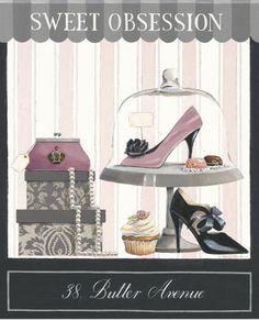 Shoes (Decorative Art) Poster at AllPosters.com
