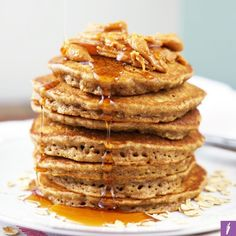 Vegan Salted Caramel Pecan Pancakes    You Heard me: Vegan. Salted. Caramel. Pecan. Pancakes.  Healthy eating was resembling decadent naughtiness this Sunday. Depending on whether you can tolerate oats or prefer teff (read my latest blog post) I have experimented with both types of flours. There is a common misconception that a low FODMAP diet is a gluten free diet and so people tend to stay away from oats. If you suffer from Irritable Bowel Syndrome (IBS) you may have noticed that…