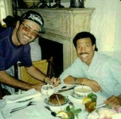 GM and Lionel Richie