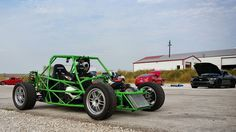 DF Goblin - Low cost, high performance kit car