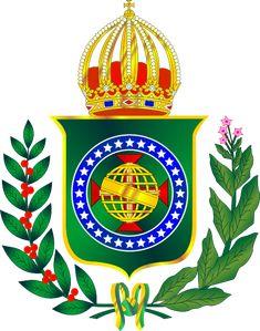 Circulo Monárquico Brasileiro           Brasão Imperial