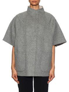 Max Mara Studio Jesone reversible coat