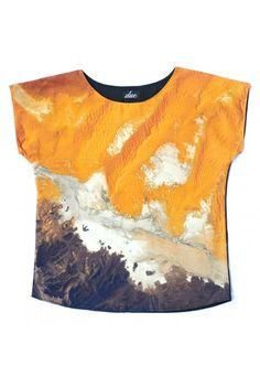 Sahara - Printed Top