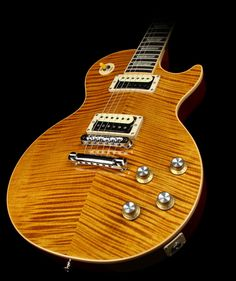 Gibson Les Paul Slash | Gibson Slash Appetite for Destruction Les Paul, Appetite Amber