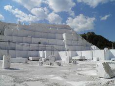 Greece quarry