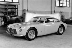 Maserati Berlinetta Zagato