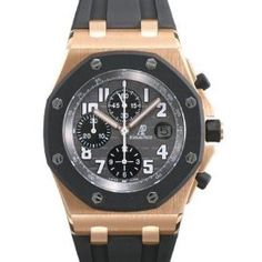 Audemars Piguet Royal Oak Offshore Mens Watch 25940OK.OO.D002CA.01 : Audemars Piguet