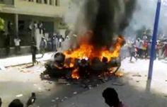 اخر اخبار اليمن مباشر - تفاصيل إنفجار مبنى الأمن بسيئون حضرموت