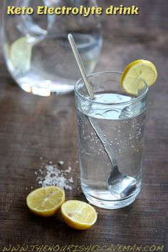 Instant relief for the keto flu symptoms. Sip on this cheap homemade electrolyte drink. Feel great and energized even on a low carb keto diet. Ketogenic Recipes, Ketogenic Diet, Low Carb Recipes, Ketogenic Lifestyle, Paleo Recipes, Ketos Diet, Atkins Recipes, Lchf Diet, Paleo Diet
