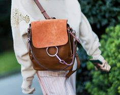 Best Chloe bags: Faye backpack - Sale! Up to 75% OFF! Shop at Stylizio for women's and men's designer handbags, luxury sunglasses, watches, jewelry, purses, wallets, clothes, underwear