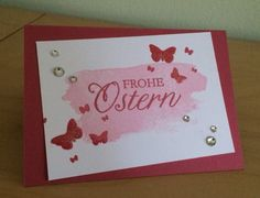 Meine Osterkarte 2015 / my easter card 2015