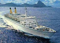 Eugenio C Costa, Orlando, Grande Hotel, Seafarer, Beautiful Ocean, Titanic, Cruise Ships, Image, Commercial