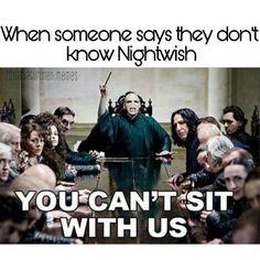 Výsledek obrázku pro nightwish meme