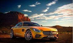 Performance allo stato puro. Ovunque. #MercedesBenz #AMG #GT