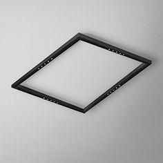 LENS LINE 89x89_AQUAFORM Line, Ceiling Lights, Frame, Picture Frame, Fishing Line, Outdoor Ceiling Lights, Frames, Ceiling Fixtures, Ceiling Lighting