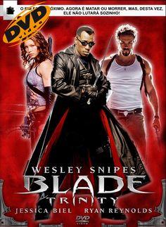 Blade. La Trilogía en DVD Movie Coleccion 001 | Latino ~ Movie Coleccion