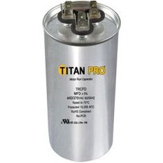 Packard TRCFD555 55 5MFD 440/370V ROUND Capacitor