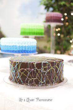 Cascading Cakes- The Cake's Truffle