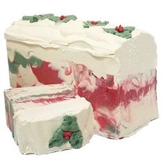 Holiday Pomegranate Cold Process Soap Recipe