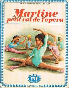 martine bd | Couverture de Martine -22- Martine petit rat de l'opéra