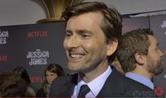 VIDEO INTERVIEW: How Does David Tennant's Kilgrave Compare To Other MCU Villains?