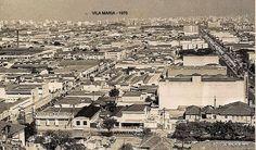 Vila Maria em 1970