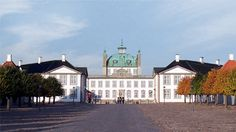 Fredensborg Palace was built as a hunting seat for King Frederik IV, and the palace is often the setting for important events in the life of the Royal Family ~ Denmark