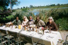 Lunch Okavango