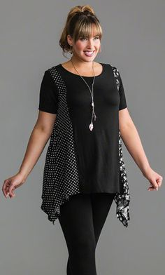 DOTTY TUNIC
