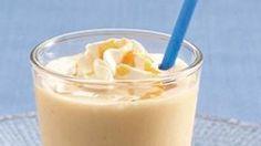creme caramel chai smoothies