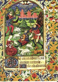 Book of Hours made in Rouen in c.1480