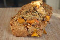 Recept pompoenbrood eetclean.nl met havermoutmeel