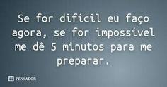 #motivação