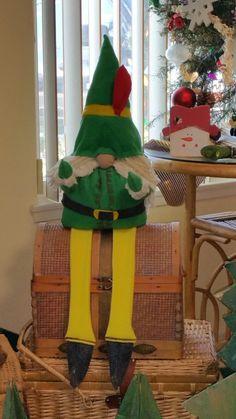 Christmas Gnome, Elf On The Shelf, Arts And Crafts, Gnomes, Holiday Decor, Scandinavian, Nutrition, Health, Home Decor