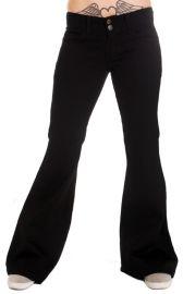 Flared Jeans 60/70`s Black