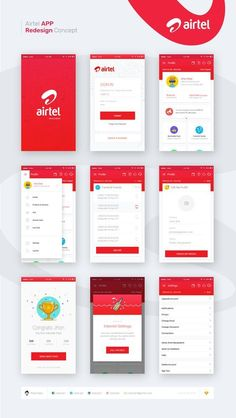 This is our daily android app design inspiration article for our loyal readers.Every day we are showcasing a android app design whether live on app stores or only designed as concept. Material Design Android, Android App Design, Android Apps, App Design Inspiration, Conception D'applications, Pag Web, Ui Design Mobile, Mobile Application Design, Mobile App Ui