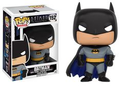 Pop! Heroes: Batman The Animated Series - Batman is available November 2016.