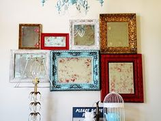 Tons of great DIY ideas for the home. Mandi Gubler